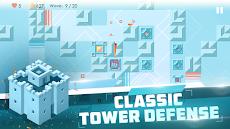 Mini TD 2: Relax Tower Defense Gameのおすすめ画像1