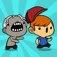 Happy Zombie Virus: Idle Merge Game APK