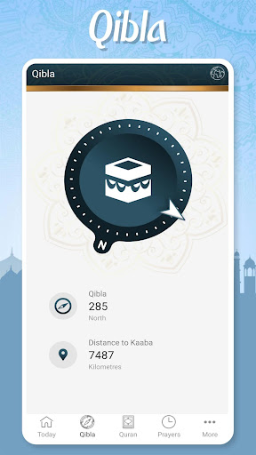 Muslim Pocket - Prayer Times, Azan, Quran & Qibla  screen 2