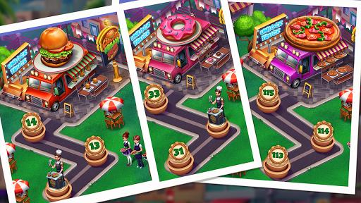 Cooking Urban Food - Fast Restaurant Games 8.7 screenshots 7