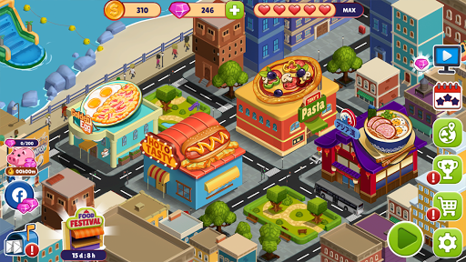 Cooking Fantasy: Be a Chef in a Restaurant Game apkmr screenshots 5