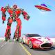 Rally Car Robot Transform Wars: Robot Game APK