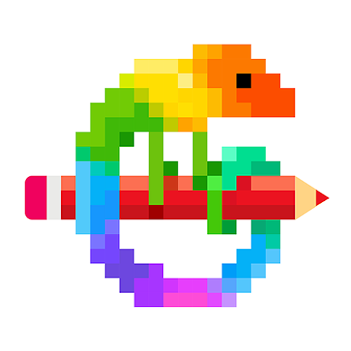 Pixel Art: Color by Number 6.1.1