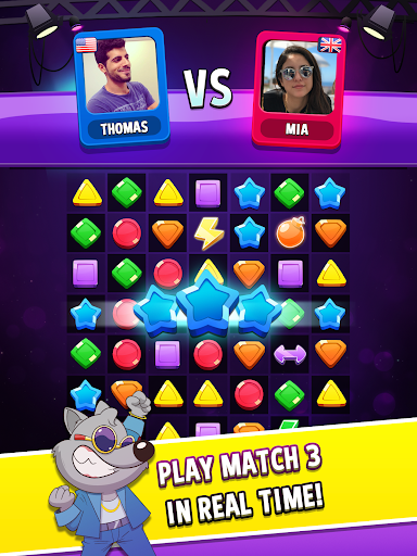 Match Masters - Online PVP Match 3 Puzzle Game 3.205 screenshots 9