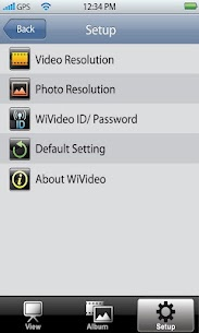 WiVideo for PC 4