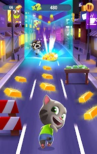 Talking Tom Gold Run Mod Apk (Unlimited Money) Latest Version 2021 3