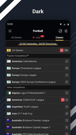 Bee Sports u2013 Football live scores apktram screenshots 8