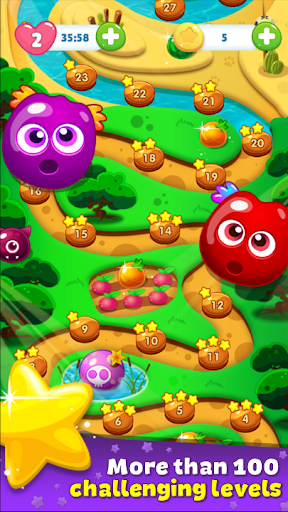 Candy Monsters Match 3 3.0.0 screenshots 1