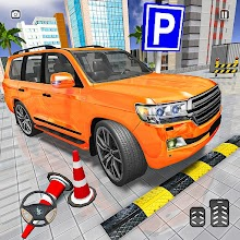 New Prado Car Parking Free Games - Car Simulation APK