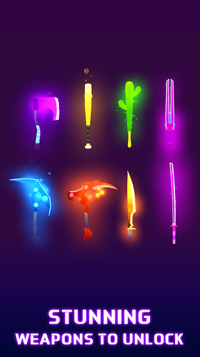 Beat Blader 3D: Dash and Slash! screenshots 3