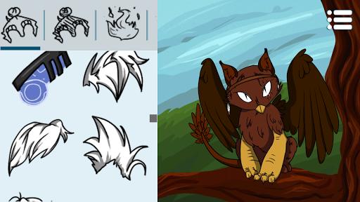 Avatar Maker: Dragons apktram screenshots 20