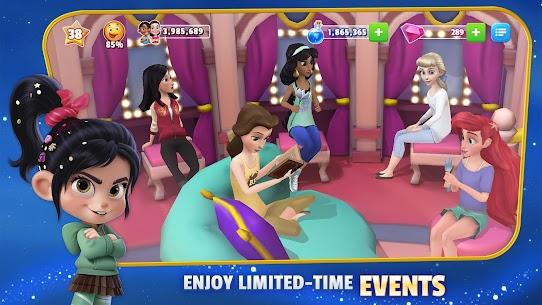 Disney Magic Kingdoms MOD APK (Unlimited Money Gems) 6.1.0l for android 3