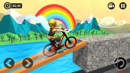 Fearless BMX Rider 2019 apkpoly screenshots 10
