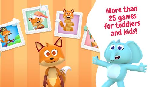 Zoo Games - Fun & Puzzles for kids 1.2.4 screenshots 1