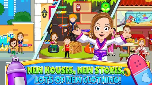 My Town : Street, After School Neighbourhood Fun screenshots 8