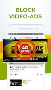 Free Adblocker Browser – Adblock & Private Browser Mod Apk v80.0.2016123394 (Premium) 3