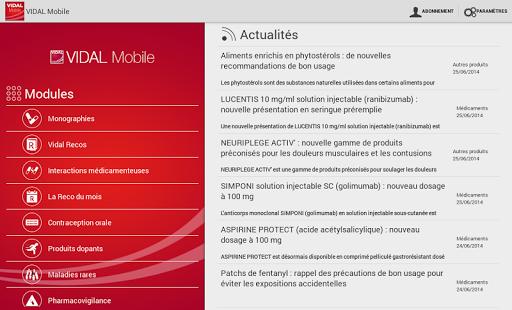 VIDAL Mobile 5.2.3 Screenshots 7