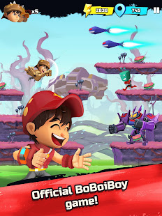 Image For BoBoiBoy Galaxy Run: Fight Aliens to Defend Earth! Versi 1.0.6g 5