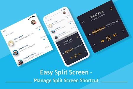Easy Split Screen - Manage Split Screen Shortcuts 12.1