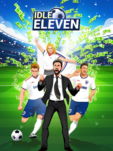 Idle Eleven - Be a millionaire soccer tycoon screenshots 13
