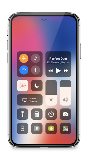 Control Center IOS 13 - Control Center 2.4.70 Screenshots 7