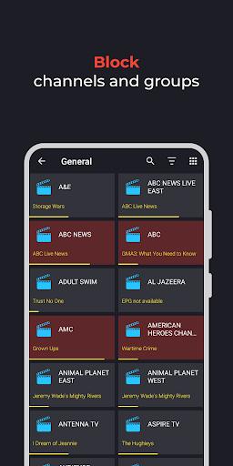 Televizo - IPTV player  Screenshots 3