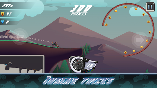 Unlimited Trials – Free Bike Game 2