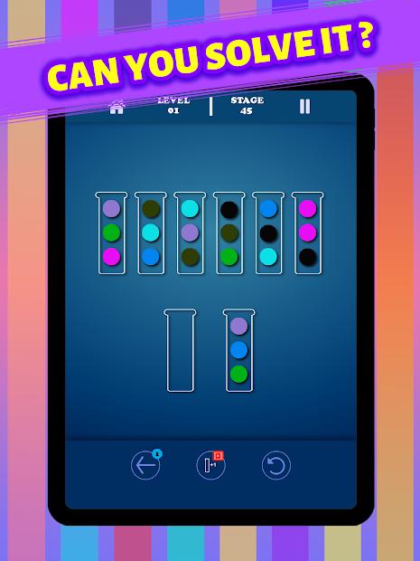 Sort Puzzle screenshot 6