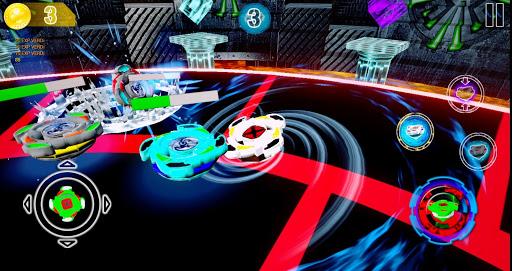 Code Triche Spinner Chaos Battle mod apk screenshots 2