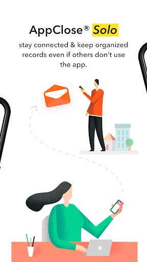 AppClose - co-parenting app  Screenshots 4