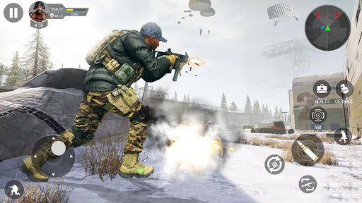 Modern Forces Free Fire Shooting New Games 2021 1.53 screenshots 8