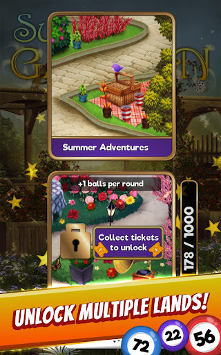 Bingo Quest - Summer Garden Adventure  screenshots 5