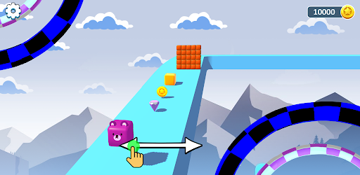 Cube Battle - Surfer Unstoppable 0.1 screenshots 4