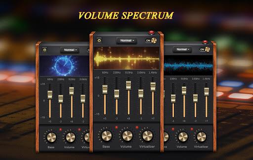 Equalizer - Bass Booster & Volume Booster 1.2.7 Screenshots 8