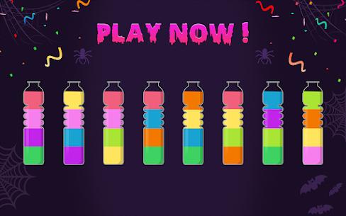 Water Sort Puz: Liquid Color Puzzle Sorting Game 7