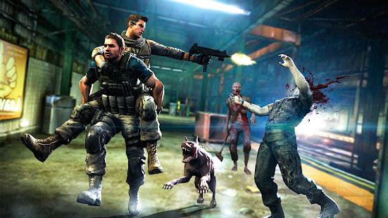 Image For Survival Zombie Games 3D : Gun Shooting Games FPS Versi 2.3 16