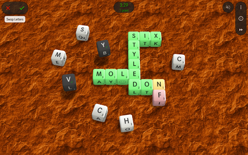 WordMix - a living crossword puzzle  screenshots 12