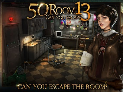 Can you escape the 100 room XIII MOD APK 5 13