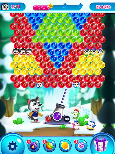 Frozen Pop Bubble Shooter Games - Ball Shooter  screenshots 16