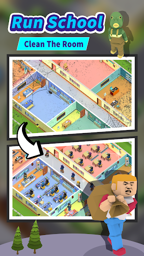 Idle School Tycoon 1.2.6 screenshots 1