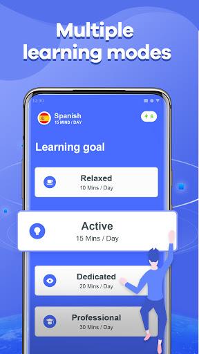 Language+ -Language Learning Free, Spanish, French