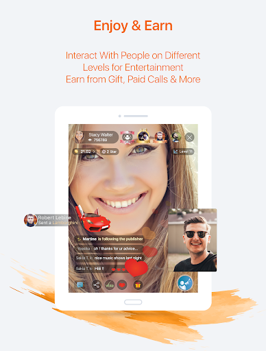 ringID- Live Stream, Live TV  and  Online Shopping 5.5.8 Screenshots 8