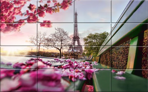 Tile Puzzle France  For Pc – Latest Version For Windows- Free Download 1