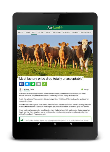 Agriland.ie News 3.6.7 screenshots 11