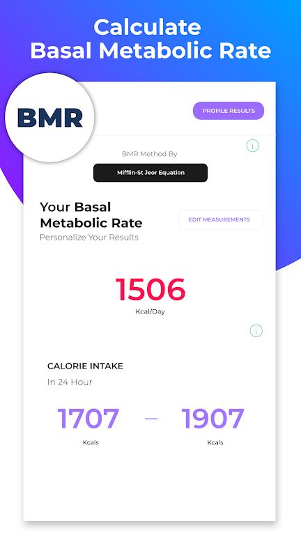 BMI Calculator: Body Fat Percentage & Ideal Weight  poster 18
