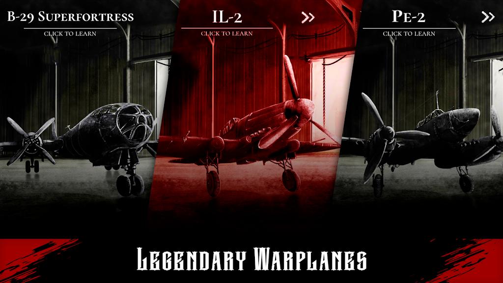 Warplane Inc. Dogfight War Arcade & Warplanes WW2  poster 8