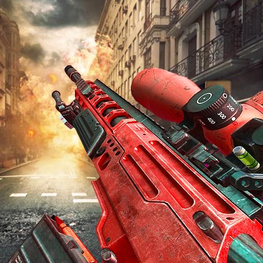 War Sniper Shooting Game Strike