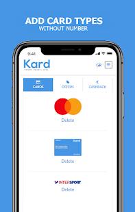 Kard - Reward Wallet