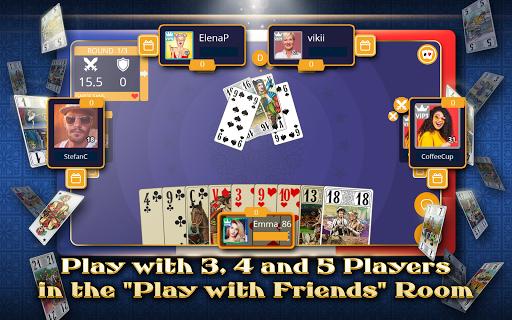 VIP Tarot - Free French Tarot Online Card Game 3.7.5.30 screenshots 10