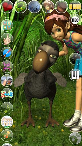 Talking Didi the Dodo apktram screenshots 3